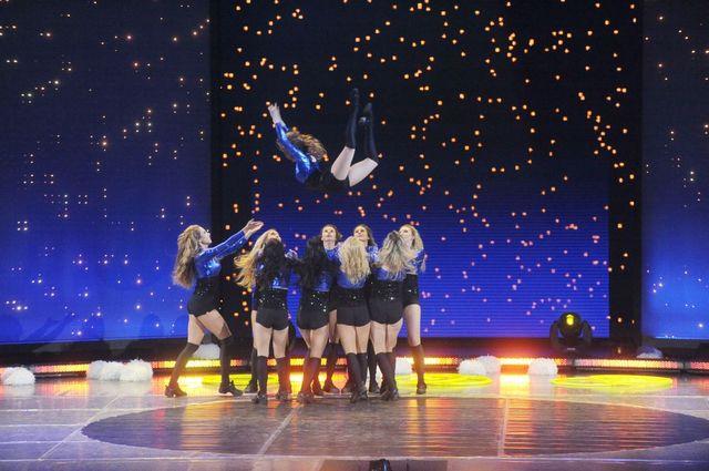 Pierwszy półfinał Tylko taniec (FOTO)