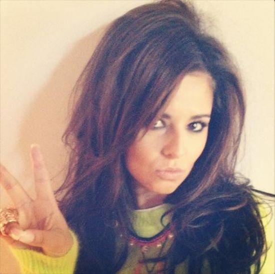 Mocno zakraplane urodziny Cheryl Cole