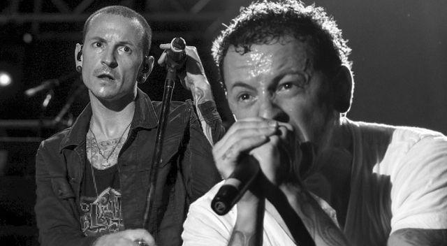 Wzruszające pożegnanie Chestera Beninngtona przez Linkin Park