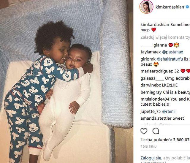 Kim Kardashian PRZEROBIŁA zdjęcie Chicago. Dodała jej... (Instagram)
