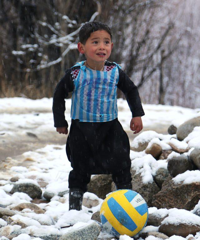 Leo Messi spotka się z 5-letnim Murtazą