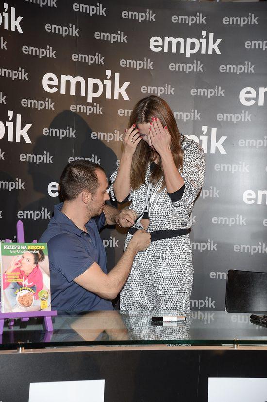 Chodakowska pokazała zdjęcie w sukni ślubnej