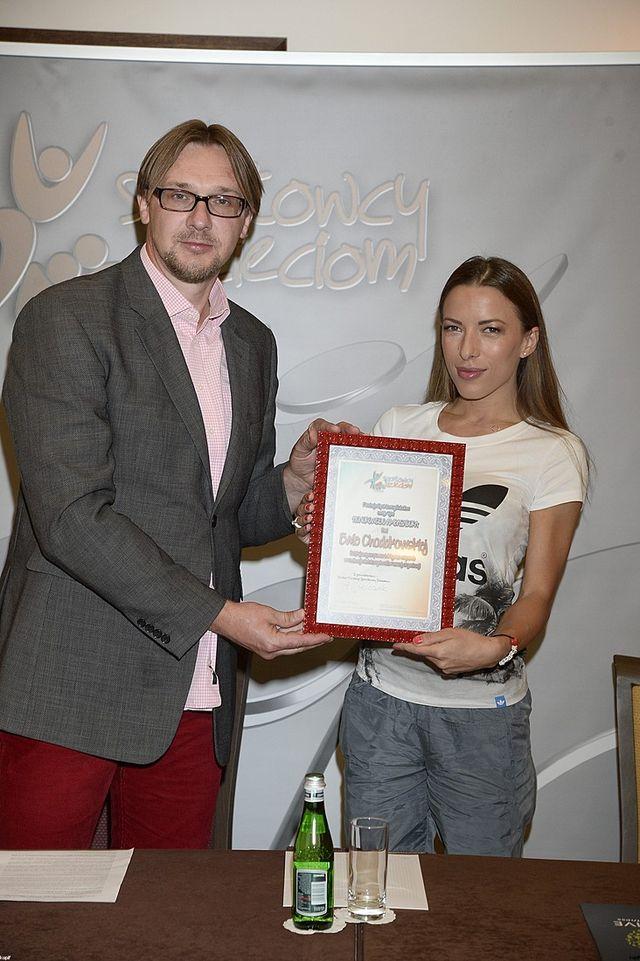 Ewa Chodakowska bierze się za dzieci (FOTO)
