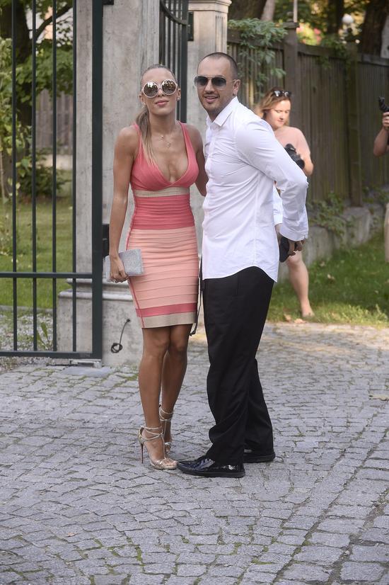 Ewa Chodakowska skradła show podczas ślubu Małgorzaty Rozenek? (FOTO)