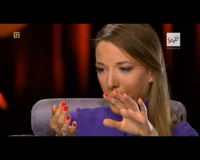 Ewa Chodakowska płacze w rozmowie z Magdą Mołek (FOTO)