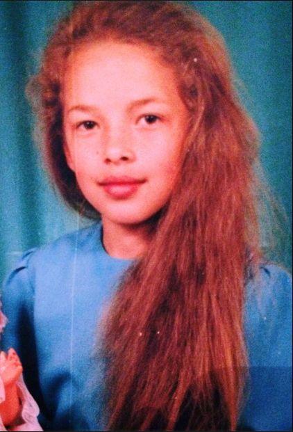 Jak Ewa Chodakowska wyglądała w dzieciństwie? (FOTO)