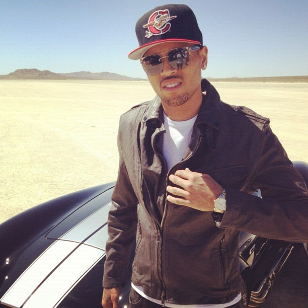 By�a dziewczyna Chrisa Browna: On w�ci� do Rihanny