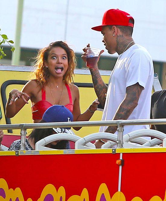 Chris Brown: Ebola jest form� kontroli populacji