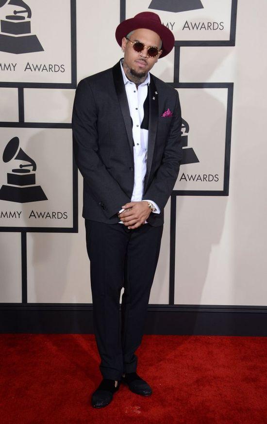 Chris Brown... ma 9-miesięcznego syna!