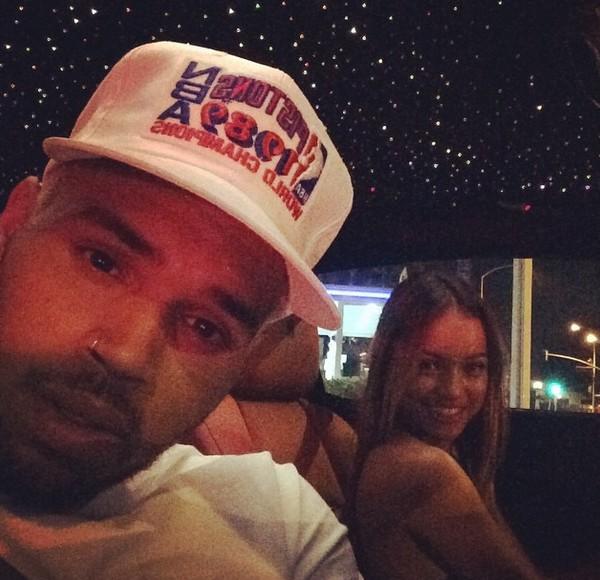 Chris Brown ma now� dziewczyn� (FOTO)