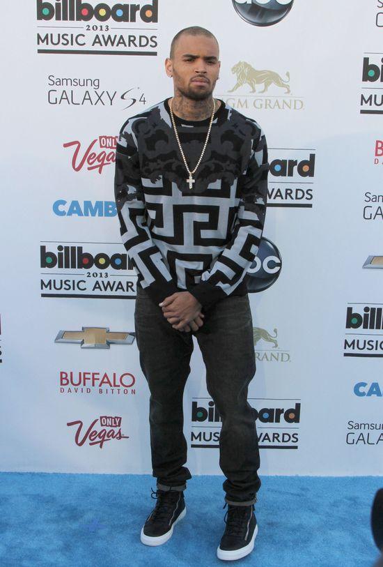 Chris Brown spędzi 3 miesiące na odwyku!