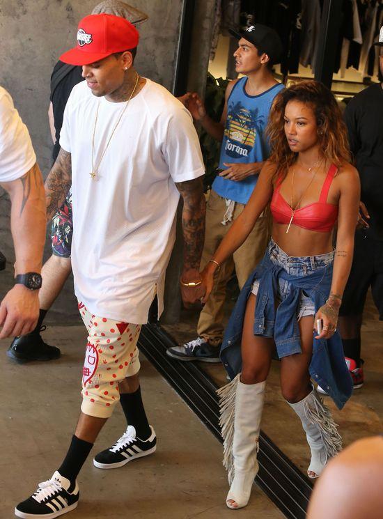 Chris Brown miał rację odnośnie Karrueche Tran?