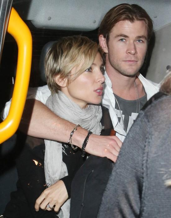 W Thor 2 Chris Hemosowrth nie całuje Natalie Portman!