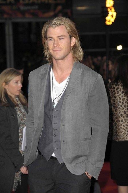 Miranda Kerr, Chris Hemsworth najpi�kniejsi wed�ug Who