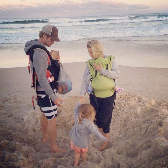Rodzina Chrisa Hemswortha ciągle się rozrasta!