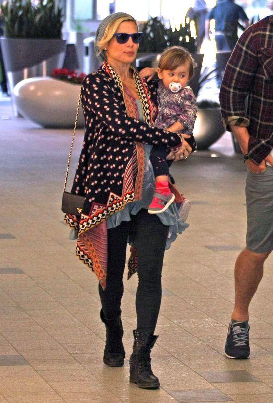Rodzinka Chrisa Hemswortha w komplecie (FOTO)