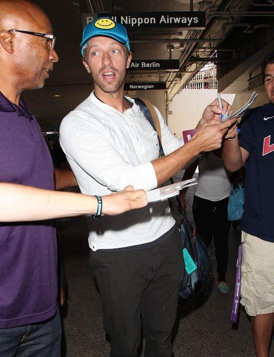 Poważnie?! Chris Martin i Gwyneth Paltrow... (FOTO)