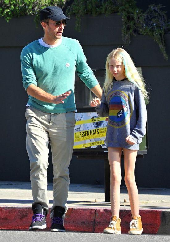 To jedno z najsłodszych zdjęć Paltrow z córką (Insagram)