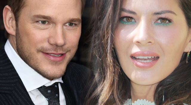 Chris Pratt i Olivia Munn. Nowa para w show-biznesie?