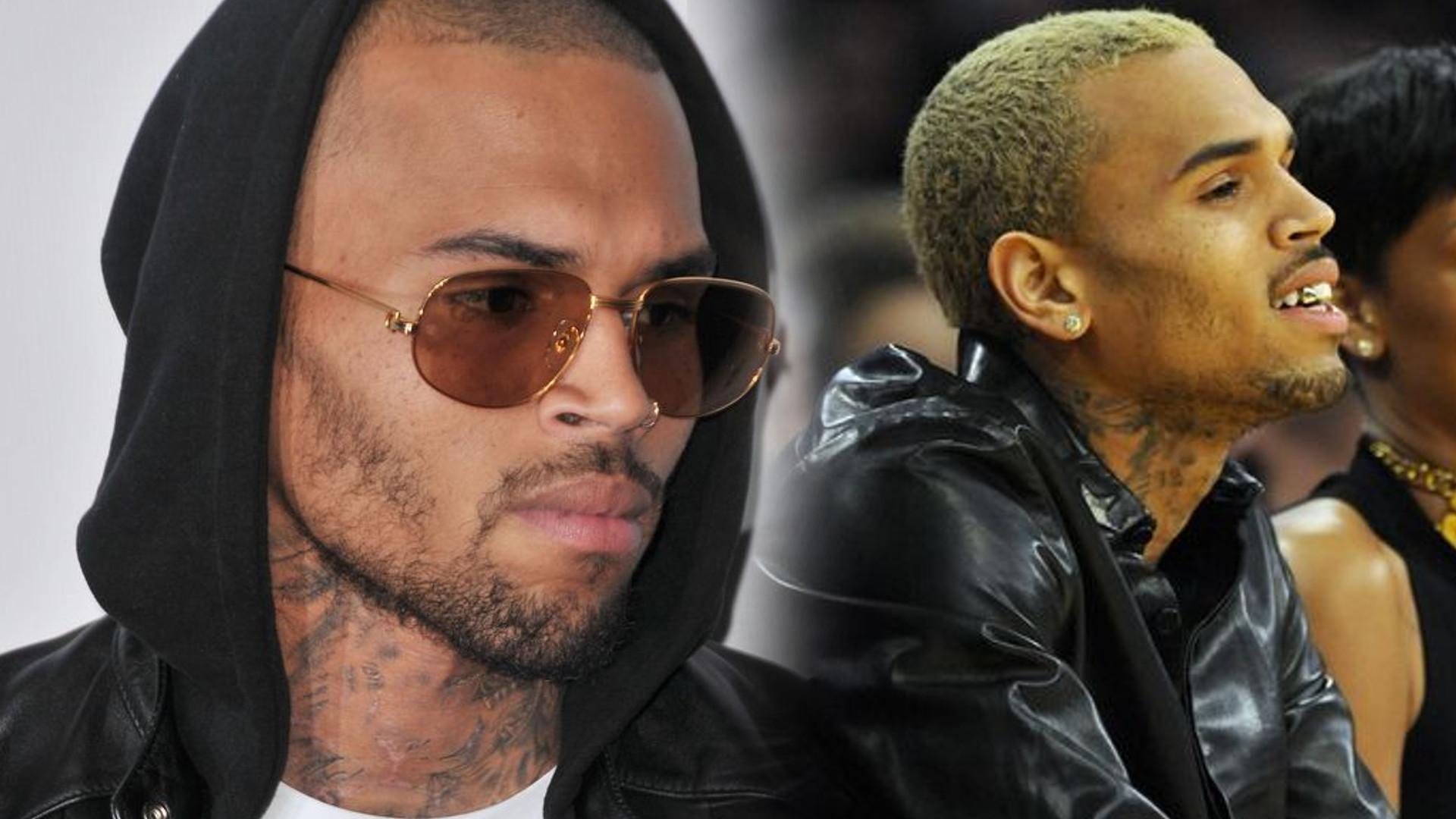Chris Brown oskarżony o gwałt – nie przyznaje się do winy