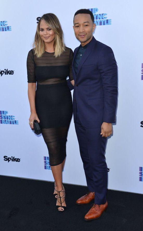John Legend wspomina pierwszą randkę z Chrissy Teigen