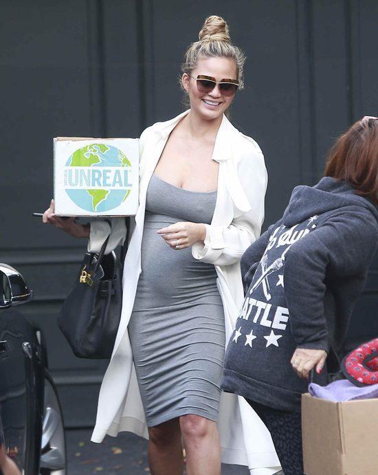 Ciążowa moda w stylu Kim Kardashian? (FOTO)