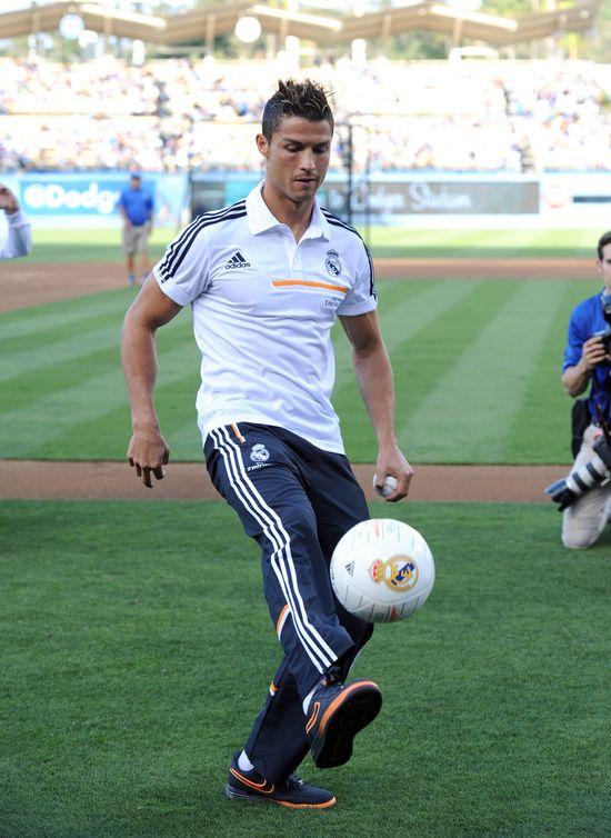Cristiano Ronaldo został najlepszym piłkarzem świata!