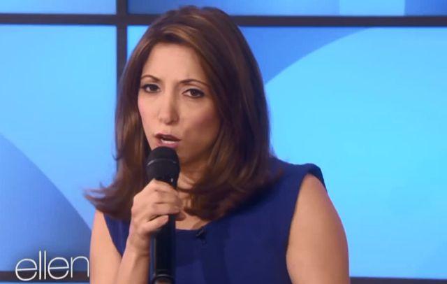Christina Bianco �piewa g�osami gwiazd (VIDEO)