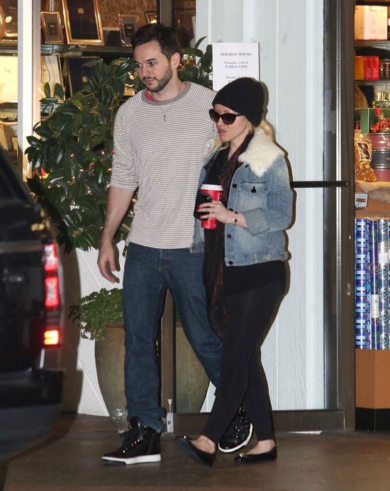 Christina Aguilera po porodzie - faktycznie schudła 22 kg?