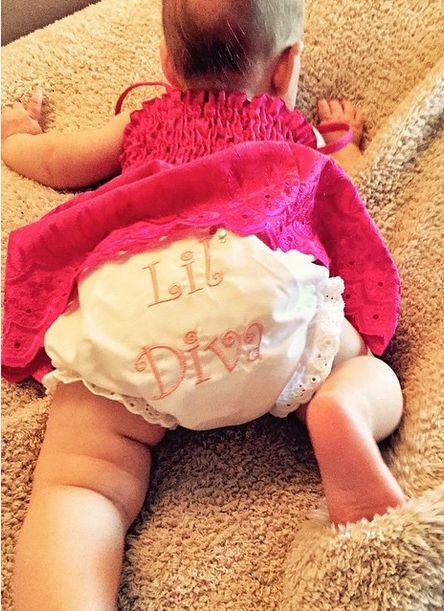 Christina Aguilera rozpływa się nad córeczką