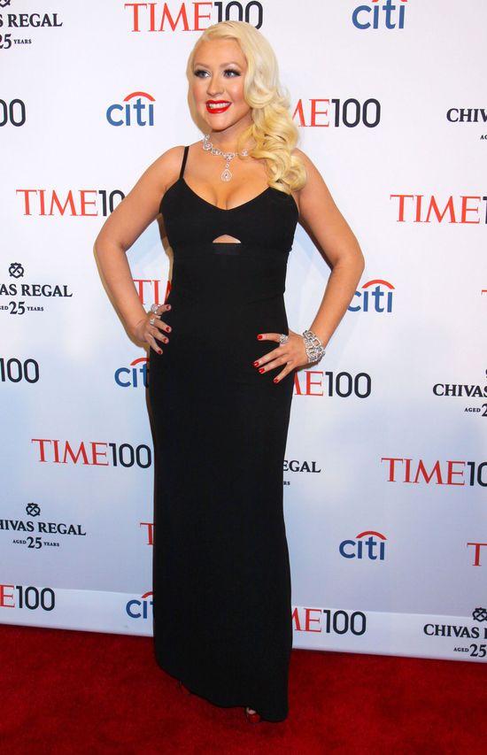 Christina Aguilera schudła już 22 kilogramy w 8 tygodni!