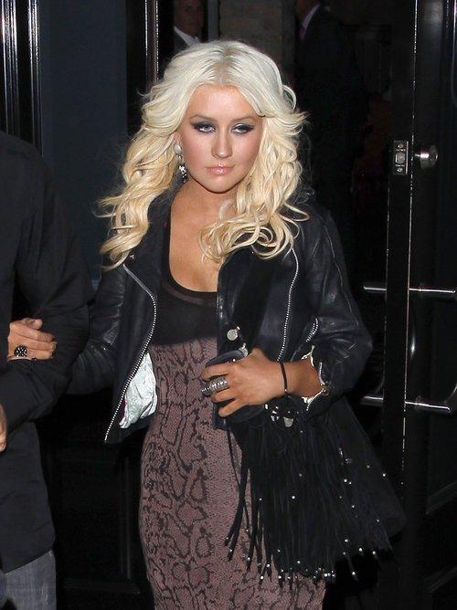 Christina Aguilera: Lubię swój tyłek (FOTO)