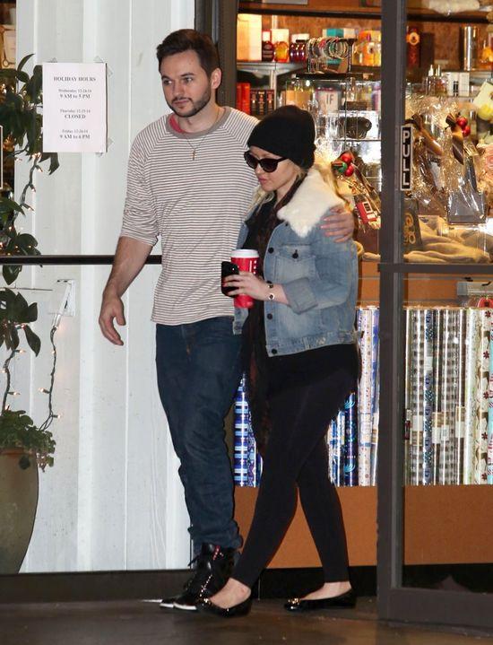 Christina Aguilera i Matt mają odmienne zdanie na temat ślub