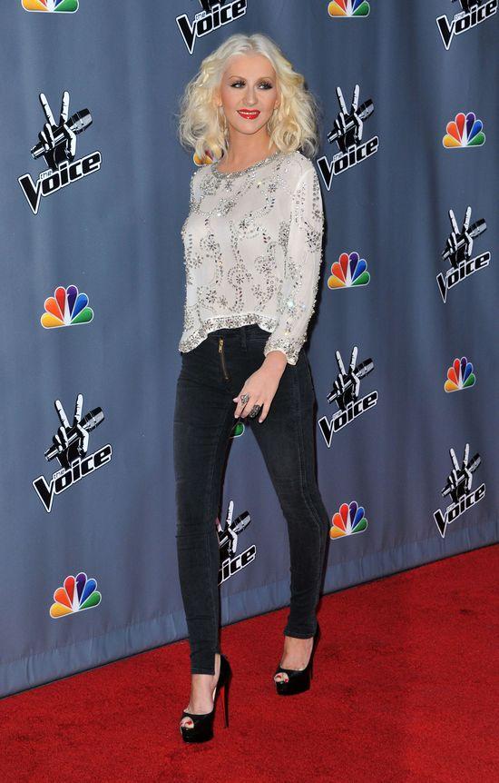 Christina Aguilera zrobiła sobie liposukcję?