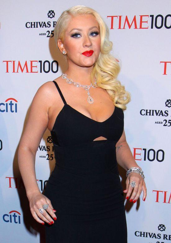 Christina Aguilera wróci do The Voice za 12,5 miliona $