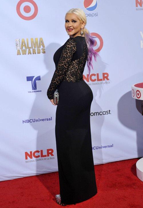 Aguilera sie postawiła: Pracujecie z grubą dziewczyną!