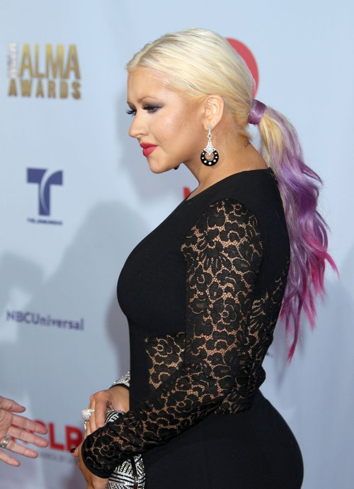 Christina Aguilera na okładce Billboard (FOTO)