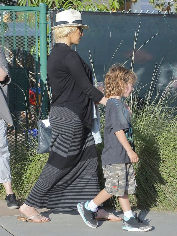 Christina Aguilera pokazała pierwsze zdjęcie córeczki (FOTO)