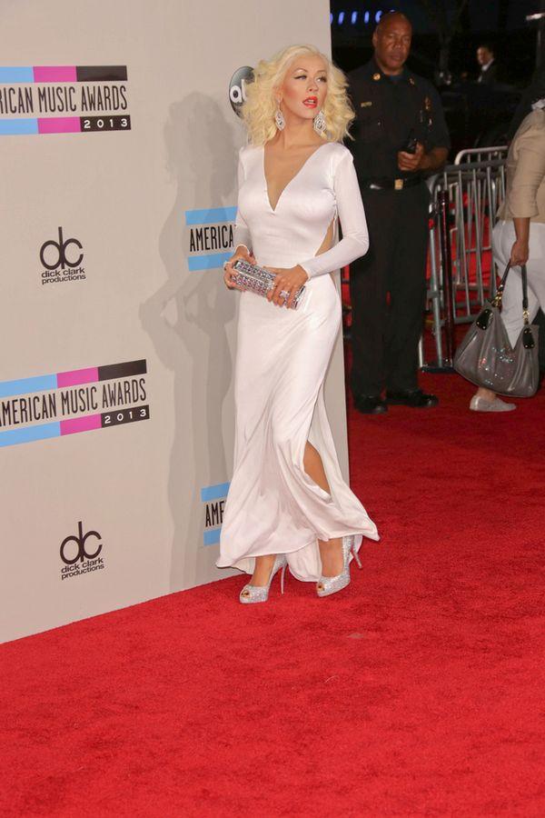 Christina Aguilera ZWYZYWAŁA Myszkę Miki!