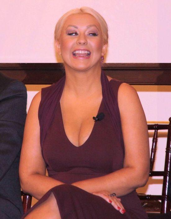 Christina Aguilera drastycznie schudła (FOTO+VIDEO)