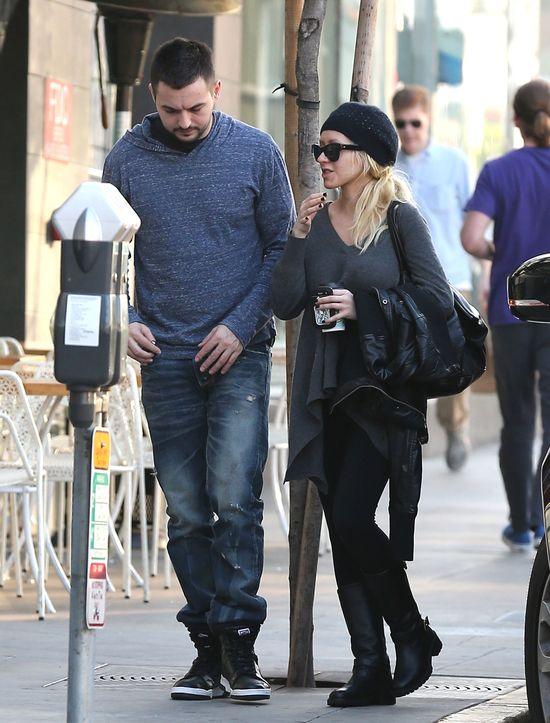 Christina Aguilera na co dzień nie chwali się nową figurą