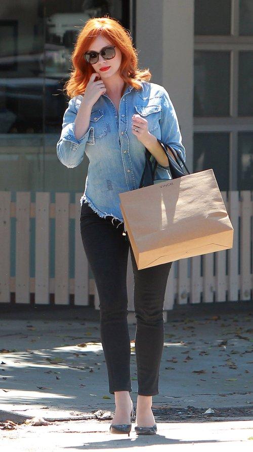 Ryan Gosling złożył Christinie Hendricks propozycję