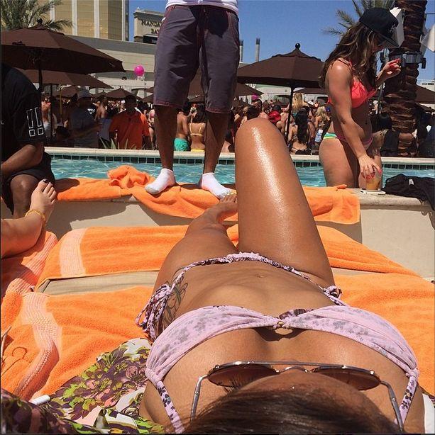 Christina Milian zachwyca w bikini (FOTO)