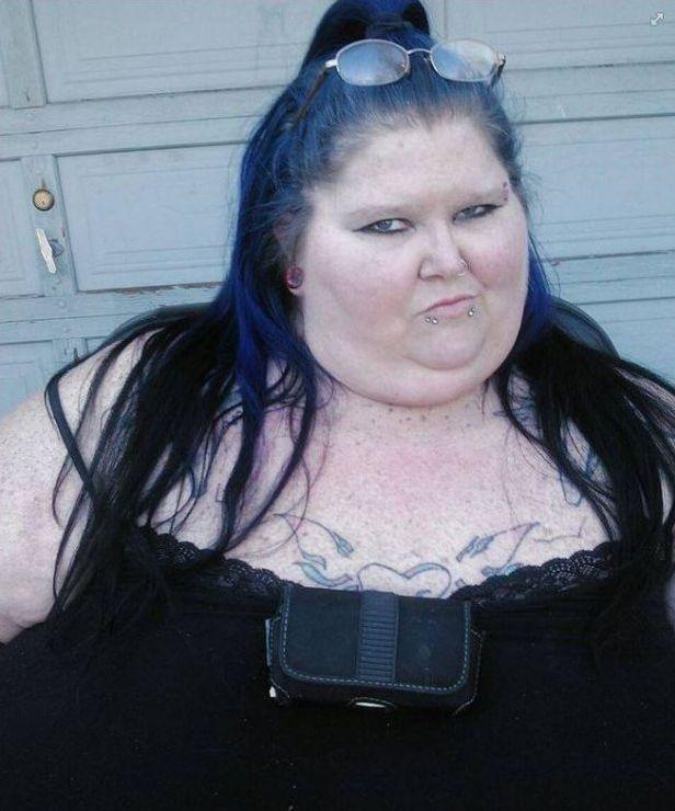 Christina Paez - waży blisko 300 kg i jest modelką (FOTO)