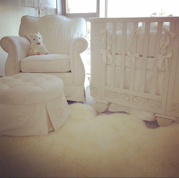 Ciara pokazała zdjęcie sypialni dziecka (FOTO)