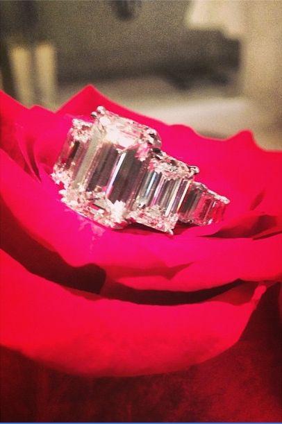 Wszystko, co wiemy o pierścionku zaręczynowym Ciary