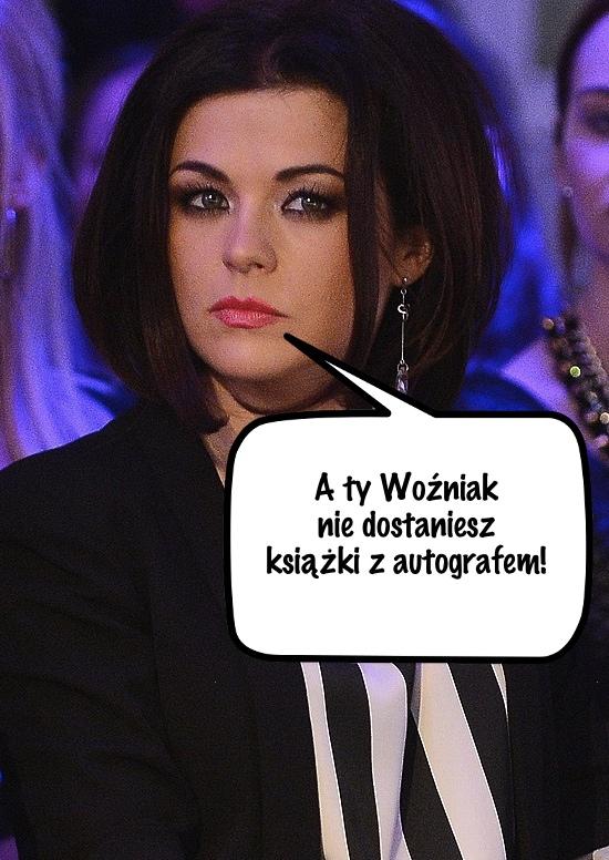Aleksandra Woźniak krytykuje mamy-celebrytki