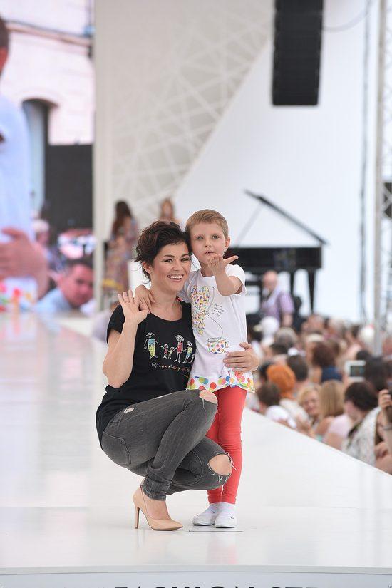 Kasia Cichopek na Warsaw Fashion Street 2015 (FOTO)
