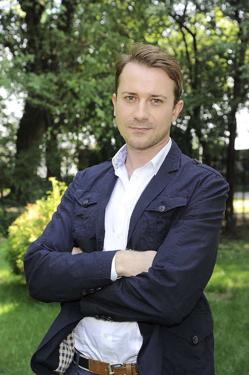 Paweł Ciołkosz dementuje plotki o romansie z Kamilą Łapicką