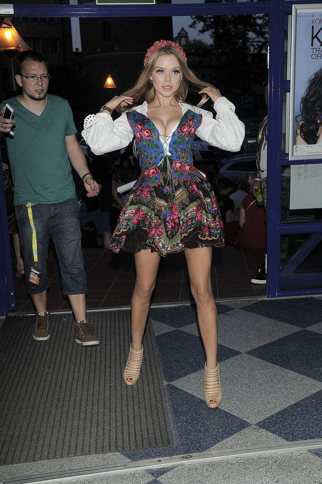 Ola Ciupa już nie ma szans na koronę Miss Polski (FOTO)
